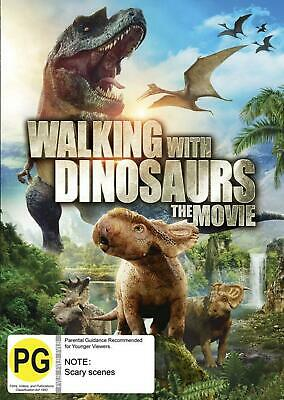 Walking with Dinosaurs - DVD Region 4 Free Shipping!