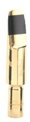 Otto Link Alto Saxophone Mouthpiece Super Tone Master Metal Gold Plated 5*