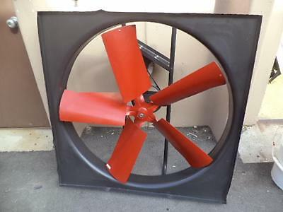 0593 New Dayton Whole House Fan Direct Drive 24