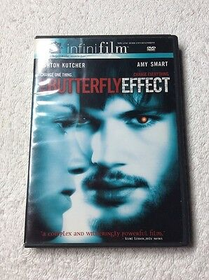 The Butterfly Effect (DVD, 2004, Infinifilm; Theatrical Release and Director's …