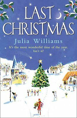 Last Christmas, Williams, Julia Paperback Book The Cheap Fast Free Post