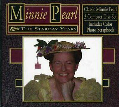 Minnie Pearl - Starday Years (box) [New CD] Boxed Set