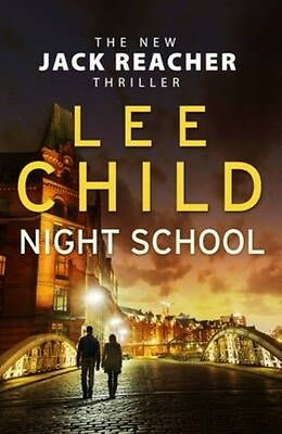 Night School by Lee Child Paperback Book (English)