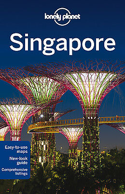 Lonely Planet SINGAPORE 10 (Travel Guide) - BRAND NEW PAPERBACK