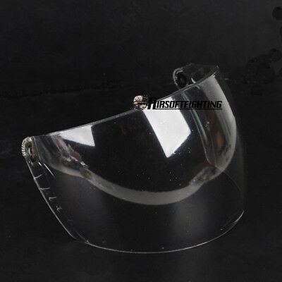 Airsoft Hunting Paintball Clear Visor for M88 PASGT Kelver Swat Helmet