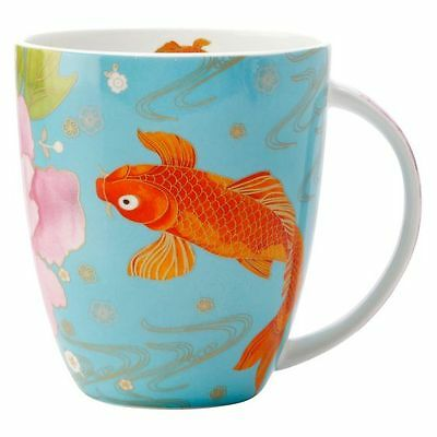 NEW Maxwell & Williams Meraki Goldfish Coupe Mug, 400ml