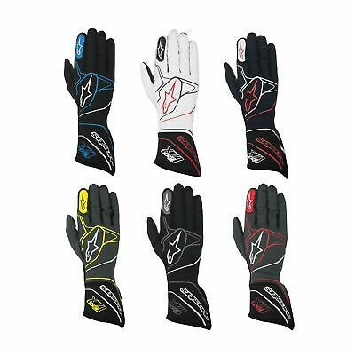 Alpinestars Tech 1-ZX FIA Approved Motorsport/Car/Track Race/Racing Gloves