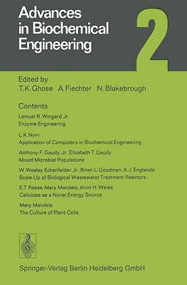 Advances in Biochemical Engineering 2 T. K. Ghose