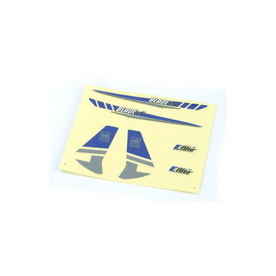 E-flite EFLH2230 Decal Sheet Blue/Silver Graphics BMCX Decals modellismo