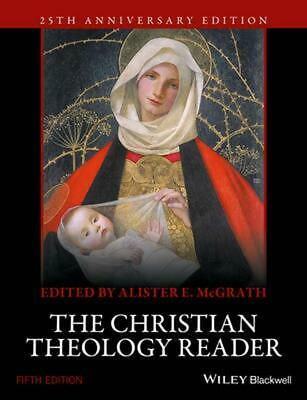 Christian Theology Reader by Alister E. Mcgrath (English) Paperback Book Free Sh