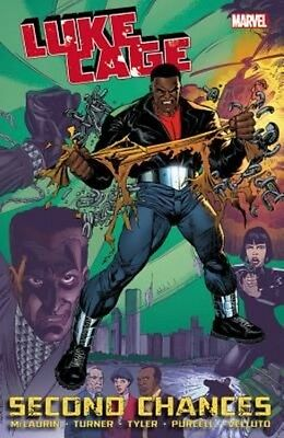 Luke Cage: Second Chances, Volume 1 by Marvel Comics Paperback Book (English)