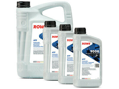 8 (5+3) Liter ROWE HIGHTEC ATF 9008 Automatikgetriebeöl Made in Germany