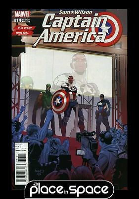 Captain America: Sam Wilson #14C - Story Thus Far Variant (Wk42)