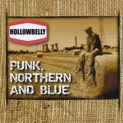 Hollowbelly - Punk Northern and Blue [New CD]