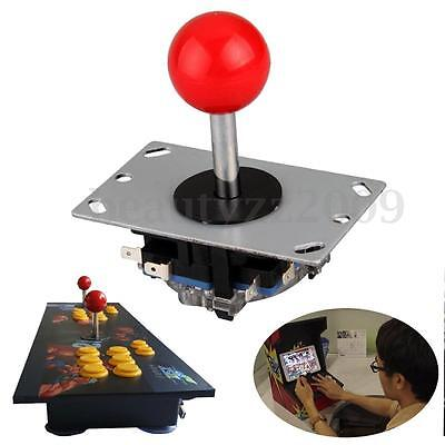 Classic DIY Arcade 4/8 Way Joystick Replacement Parts Fighting Game Competition