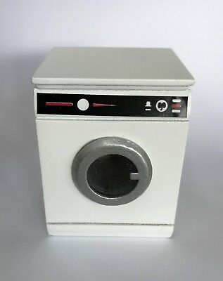 White Washing Machine 1:12 scale for Dolls House