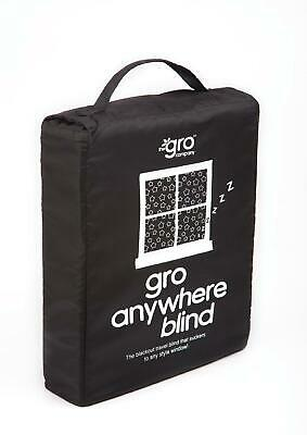 Gro Anywhere Blind - Blackout Blind for Baby & Kid Rooms Free Shipping!
