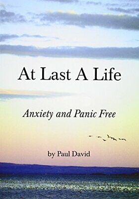 At Last a Life by David, Paul Paperback Book The Cheap Fast Free Post