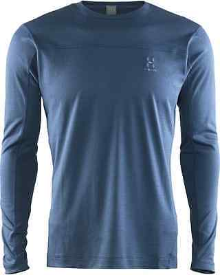 Haglofs Actives Blend Roundneck - Various Colours and Sizes - Merino Baselayer