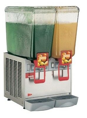 Grindmaster-Cecilware 20/2PD Arctic Deluxe Series Cold Beverage Dispenser with M
