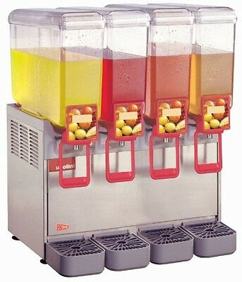 Grindmaster-Cecilware 20/4PD Arctic Deluxe Series Cold Beverage Dispenser with M
