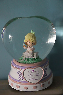 Precious Moments Musical Waterball Tune - Beautiful Dreamer Retail Value: $89.99