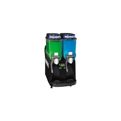 BUNN 34000.0080 ULTRA-2 High Performance Frozen Beverage System with 2 Hoppers,