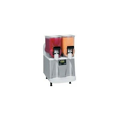 BUNN Ultra-2 Gourmet Ice Frozen Drink Machine w/ Flat Lids