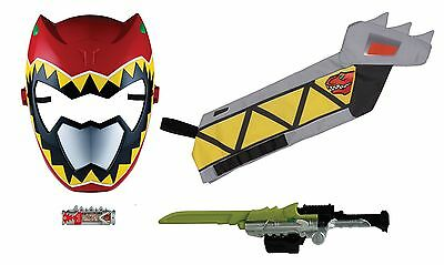 Power Rangers 43050 Dino Supercharge Red Ranger Training Set