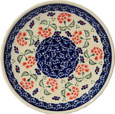 Polish Pottery Plate 6.5 Inch from Zaklady Boleslawiec Polish gu818/963