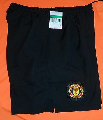 Man Utd GK Player Issue Shorts With Brief X/Large (360311-011) 2008/09