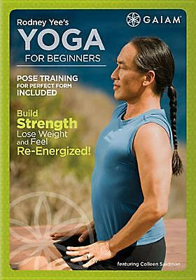 Ultimate Yoga for Beginners - DVD Region 1 Free Shipping!