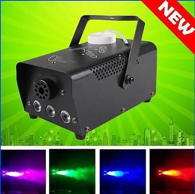 Fog Smoke Machine Fogger 400 Watt Party Club Disco DJ Effect Stage Machine