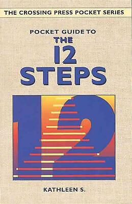 Pocket Guide to the 12 Steps by Kathleen S. (English) Paperback Book Free Shippi