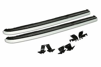 New Oem Spec Side Steps Running Boards & Sill Cover Range Rover Sport 2005-13