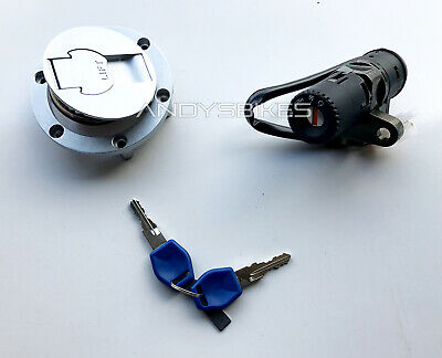 Ignition Switch Petrol Fuel Cap Lock Set Aprilia RS4 50 & 125 RS4-50 RS4-125