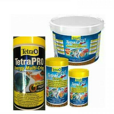 TETRA PRO ENERGY , Various Sizes , proenergy , for all tropical fish