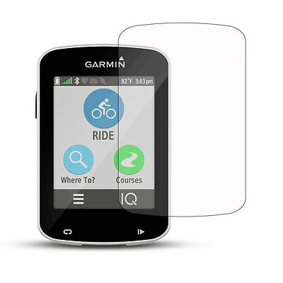 3x Clear LCD Screen Protector Guard Cover Film Skin for Cycling Garmin Edge 820
