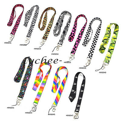 Neck Strap Portable For Card Key Phone Neck Lanyard Convenient Life Gift New 1PC