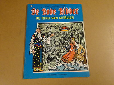Strip / De Rode Ridder N° 22