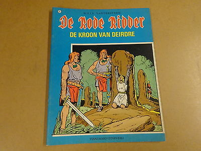 Strip / De Rode Ridder N° 26