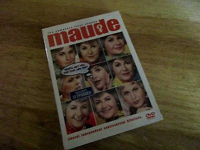 Maude Complete First 1 Season DVD Set - NEW Sealed - Bea Arthur