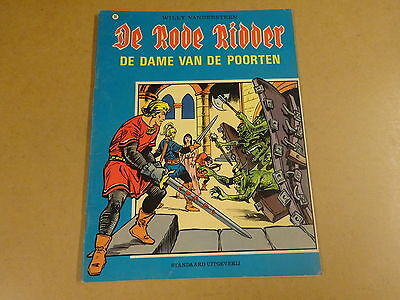 Strip 1° Druk / De Rode Ridder N° 96