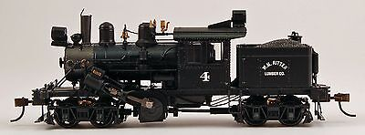Bachmann HO Scale Train Steam Loco Climax DCC Equipped W.M. Ritter #4 80602