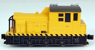 Bachmann N Scale Train Diesel MDT Plymouth Analog Yellow 60089