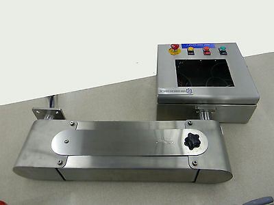 Hoffman VHDS26 Motion Arm Type 304 Stainless Steel w/ Control Panel Enclosure
