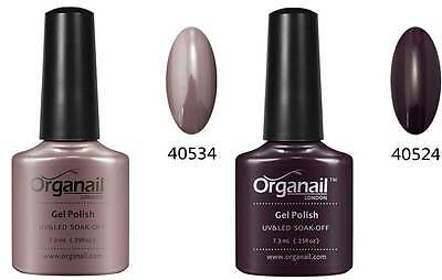 2X Vernis a ongle semi-permanent Rubble + Rock Royal