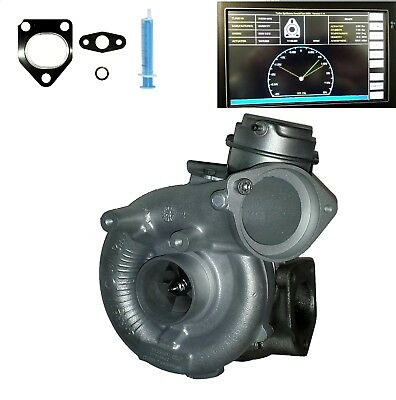 Turbolader BMW X5 E53 3,0d 160 KW 218PS 11657791046 753392-5018S M57N 306D4
