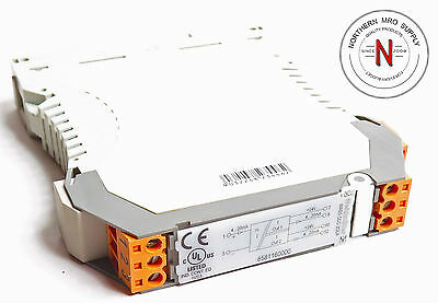 Weidmuller Was5-Ccc-2Olp Signal Converter, 8581160000, Din Mountable