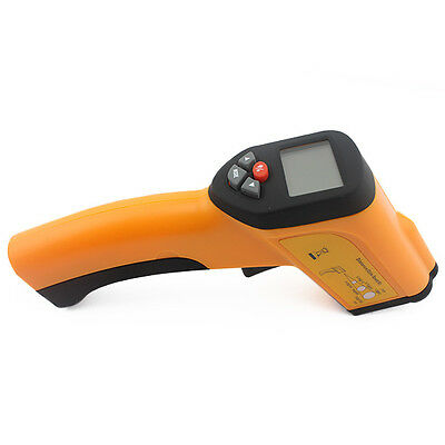 IR Infrared LCD Digital Thermometer Non-Contact Laser Gun -50~1600℃ US Shipping